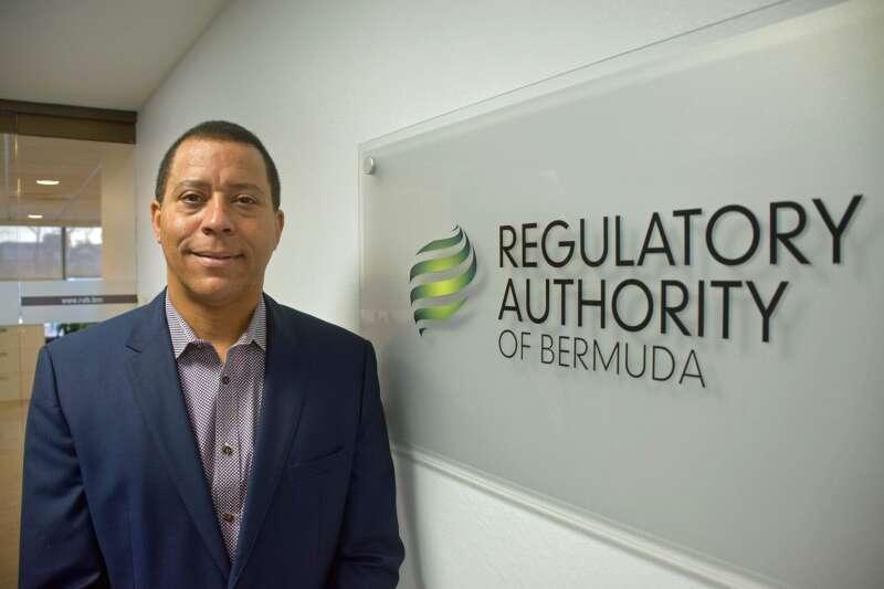 Former executive sues Regulatory Authority