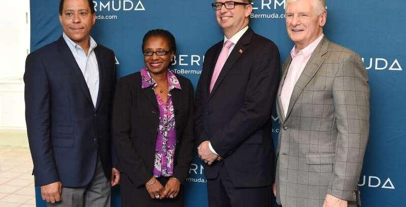 Changes at BCS-IBM Bermuda agency